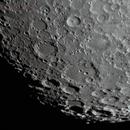 Clavius, Tyco and the south Lunar pole,                                Edoardo Luca Radice (Astroedo)