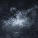 Eagle Nebula,                                Alvin Parker