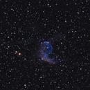 NGC 2359 Thor's Helmet OSC,                                Serge Caballero
