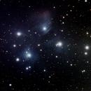 Pleiades,                                Chris Callaway