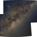 Wide-field Milky Way with Jupiter / Sagittarius / Scorpius,                                Martin Junius