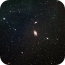 M81 and M82 - LRGB,                                David Lindemann
