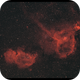 The Heart and Soul Nebula ,                                Kenneth Sneis