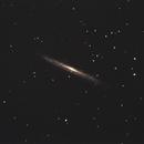 NGC 5907 / NGC 5906,                                Stan