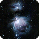 M42 - Orion nebula again,                                Gendra