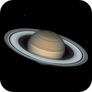 20200720 15:42.5 - Saturn and its moons,                                astrolord