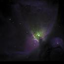 SII Orion Nebula,                                mbucky