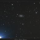 M109 - Galaxie aspirateur - 13 Mars 2018,                                dsoulasphotographie