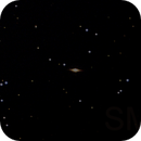 Messier 104 or M104 or Sombrero Galaxy,                                Stephen Harris