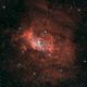 The bubble - NGC7635  HOO,                                Arnaud Peel