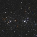 Perseus Double Cluster,                                Brice