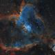 IC1805 - Heart Nebula,                                jlarrea