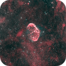 The Crescent nebula - NGC 6888,                                Max Gillet