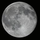 Moon 3x5 L-RGB Mosaic,                                Sebastian Hartmann