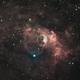 NGC 7635,                                AstroZaphod
