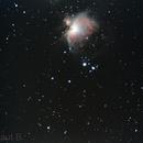 M42 - Great Orion Nebula,                                Thibaut B.
