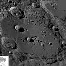 Clavius mosaïque 19/06/14 Newton 625 mm barlow 3 en IR Luc CATHALA,                                CATHALA Luc