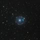 NGC 6543 The Cat's Eye Nebula,                                Toshiya Arai