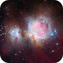 M42 and Running Man,                    Roberto Colombari