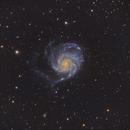 M101 Pinwheel Galaxy,                                Chad Andrist