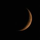 Summer Sunset New Moon,                                Mark Spruce