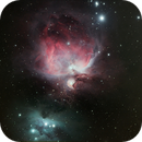 M42 ORION NEBULA,                                ssprohar