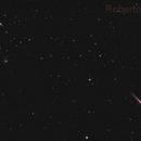The Splinter Galaxy (NGC 5907),                                Roberto Frassi