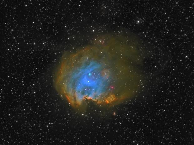 NGC2174,                                AstroGG