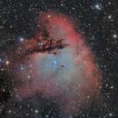 NGC281,                                Andrei Ioda