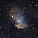 Tulip Nebula,                                Richard Willits
