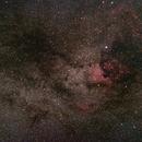 gamma Cygni bis IC1396,                                Gottfried Meissner
