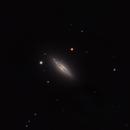 NGC 5866,                                Mert Dikmen