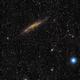 NGC 4945,                                Coenie