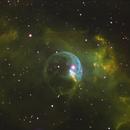 NGC 7635   HST,                                Carsten Dosche
