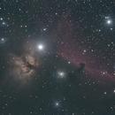 Horsehead & Flame Nebulae,                                tphelan88