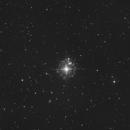 Caldwell 6 / NGC 6543 - Cats Eye Nebula - OIII / Halpha-Master,                                Jonas Illner