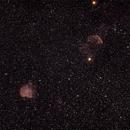 Widefield IC443 - M35 - NGC2174,                                Jochen Schuster