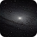 M31 Andromeda galaxy (NGC 224) with M32 (NGC 221),                    Michele Vonci