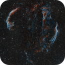 Veil nebula,                                  Serkan Boydağ