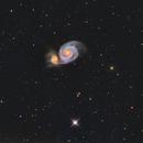 M51,                                Piero Venturi