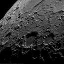 Crater Longomontanus Wilhem Blancanus,                                Adriano Valvasori