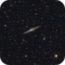 NGC 891,                                Scotty Bishop