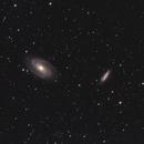 M81 & M82,                                Claus Steindl
