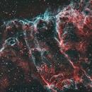 IC 1340 & NGC 6992,                                AstronoSeb