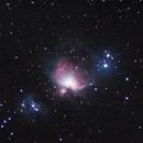 Orion Nebula (M42) - Untracked,                                Olga W. Ismael