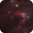 Sh2-155 / Cave Nebula HaLRGB,                                Falk Schiel