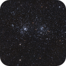 The Double Cluster in Perseus,                                Eye@inthesky