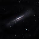 NGC 3628,                                Frédéric THONI