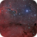 IC 1396 Elephant Trunk Nebula ,                                Joshua Hufford