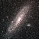 Andromeda Galaxy,                                Alan Hobbs